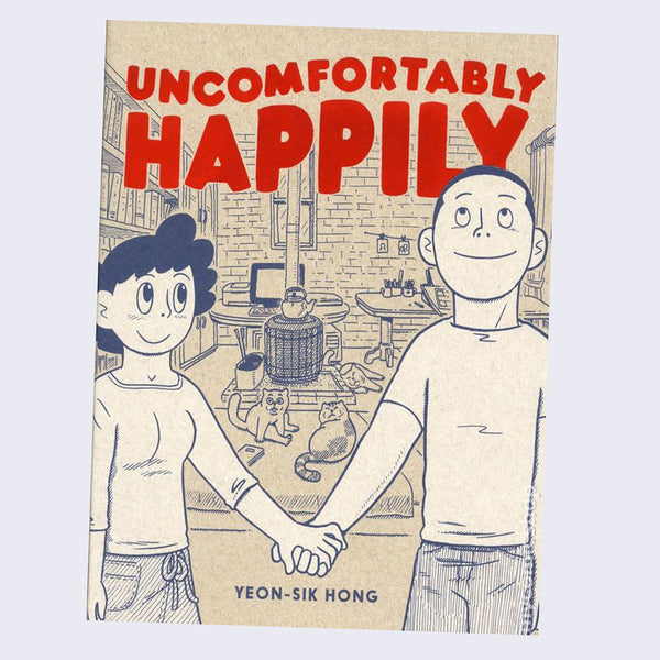 Yeon-Sik Hong - Uncomfortably Happily
