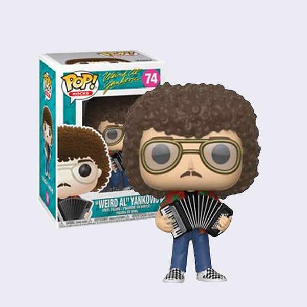 Funko - Weird Al Vinyl Pop! Figure