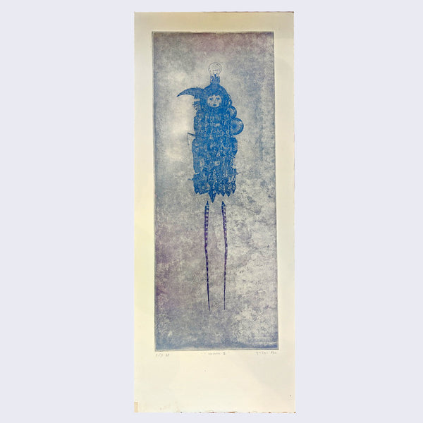 Yusei Abe - Etching (Various Colors)