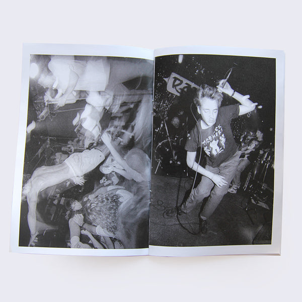 Eric Nakamura - From The Pit 2 Photo Zine