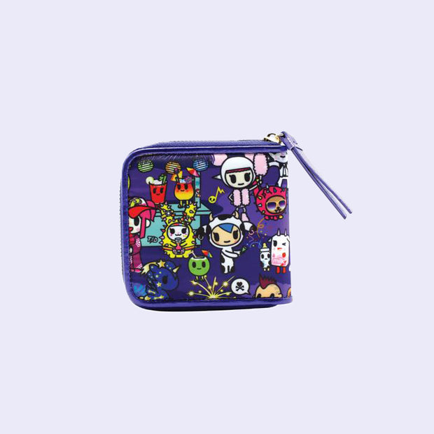Tokidoki - TokiFesta Small Zip Around Wallet