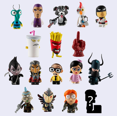 Adult Swim x kidrobot Blind Box Series 2