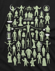 Chop Shop - Aliens T-shirt
