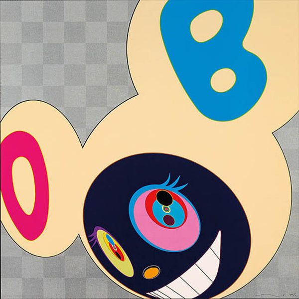 Takashi Murakami - AND THEN Platinum