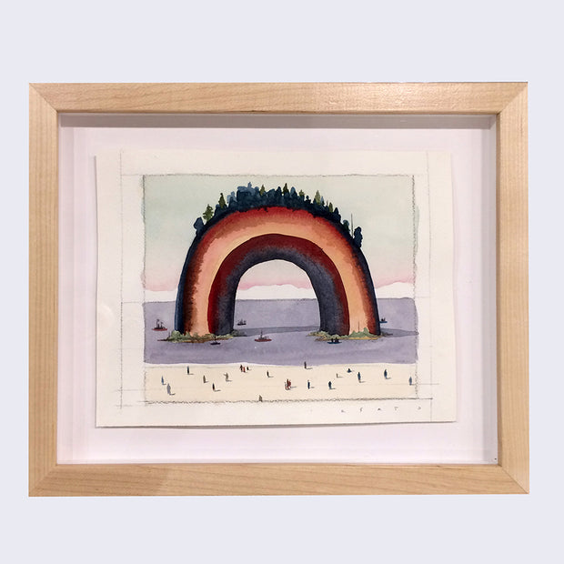 Rob Sato - (Display Case Piece) C