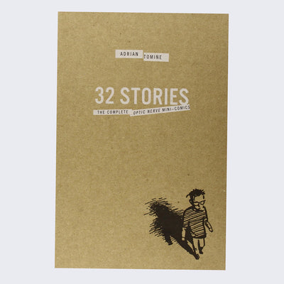 Adrian Tomine - 32 Stories Box Set