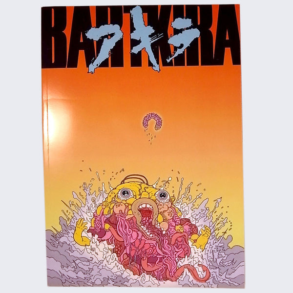 Bartkira Exhibition Book (Otomo and Groening Tribute)