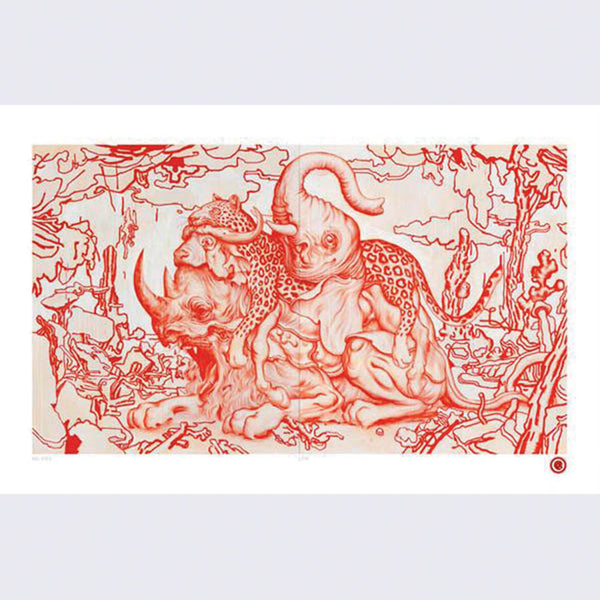 James Jean - Big Five Print