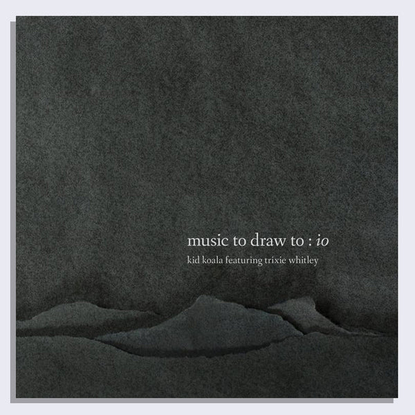 Kid Koala - music to draw to: io - Vinyl Record Set
