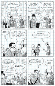 Adrian Tomine - The Loneliness of the Long-Distance Cartoonist