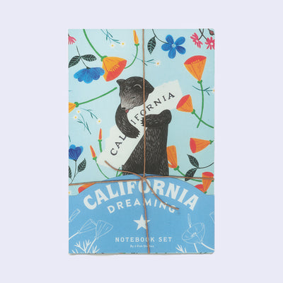 California Dreaming Notebook Set - Set of 2