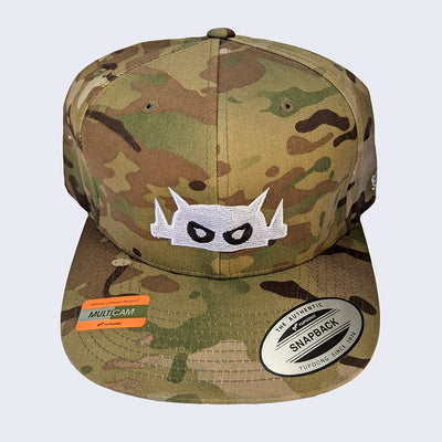 Giant Robot - Big Boss Robot Hat (Light Camouflage)