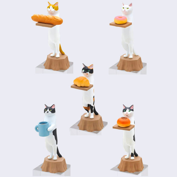 Cat Bakery Blind Box