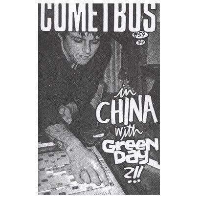 Cometbus #54: In China with Green Day 2