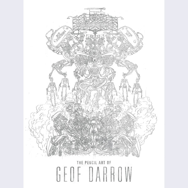 The Pencil Art of Geof Darrow