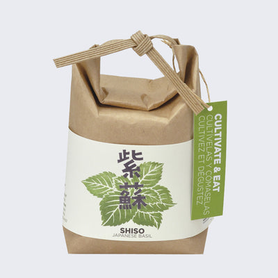 Cultivate & Eat Japanese Greens Grow Kit (Assorted)
