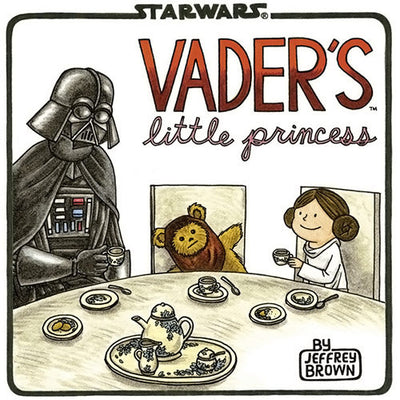 Jeffrey Brown - Star Wars: Vader's Little Princess
