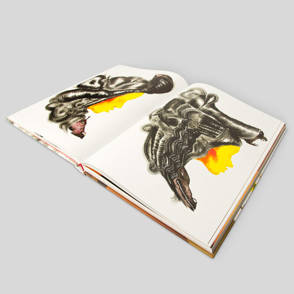David Choe - Snowman Monkey BBQ Book