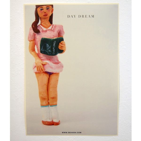 Yukinori Dehara - Women's Body in L.A. Poster (Day Dream)