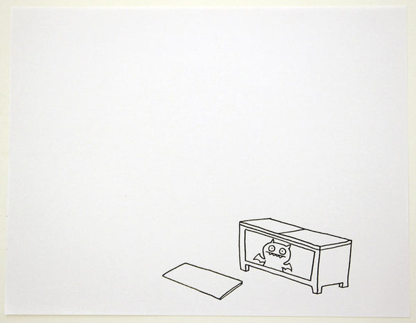 David Horvath - Drawing - #D36a
