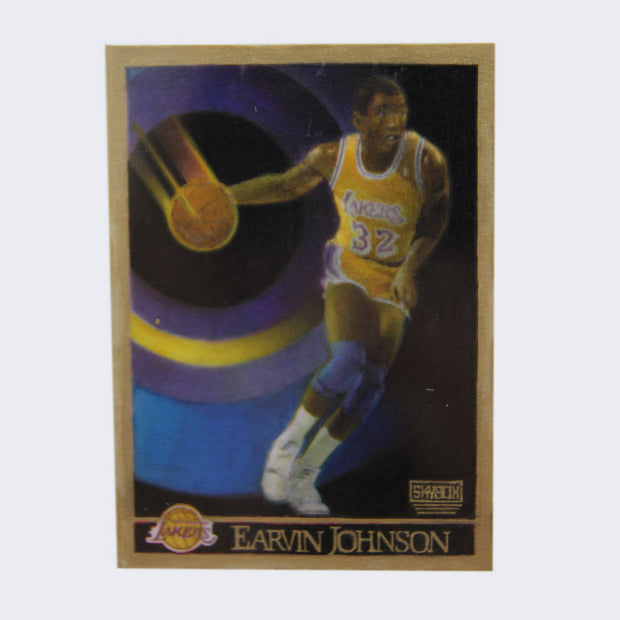 Edwin Ushiro - Ervin Magic Johnson - #14