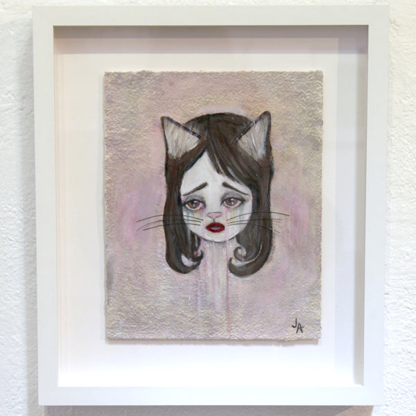 Jessicka Addams - Self Portrait Cat Lady - #4