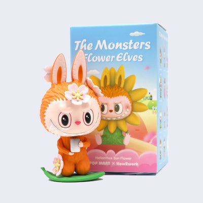 The Monsters - Flower Elves Blind Box