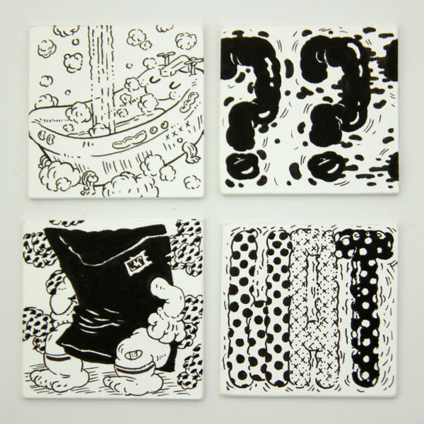 Stacy Tan - Mini Drawings (Set 3)
