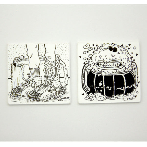 Stacy Tan - Mini Drawings (Set 4)