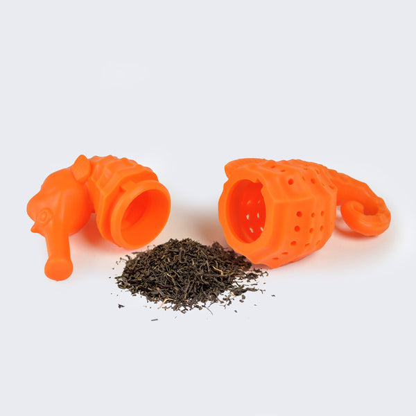 Under the Tea Seahorse Tea Infuser