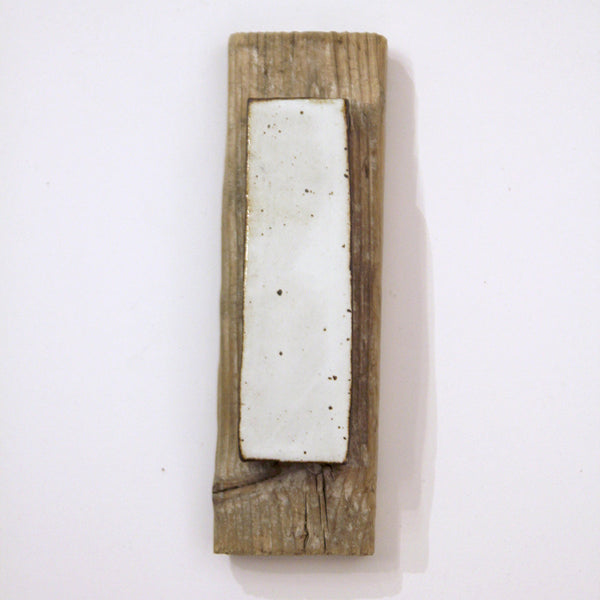 Godeleine de Rosamel - Untitled Flat Ceramic Sculpture - #S