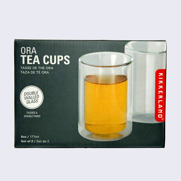 Ora Glass Tea Cups