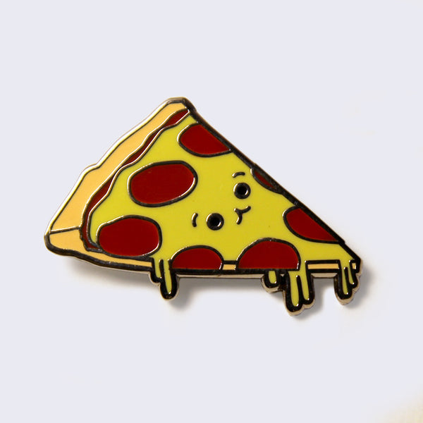 Giant Robot - Pizza Enamel Pin