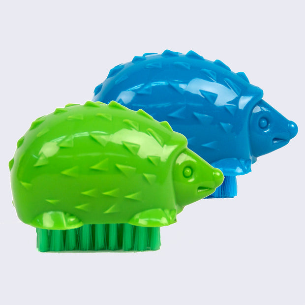 Hedgehog Nail Brush - Assorted Colors