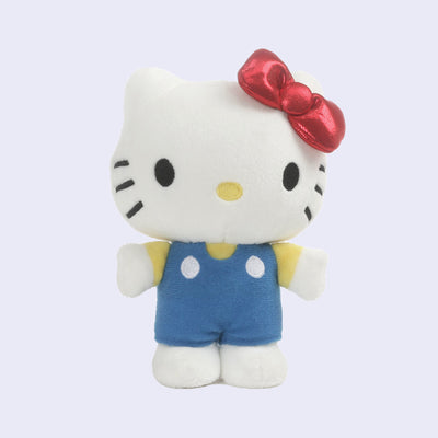 "Hello Kitty 6"" Plush"