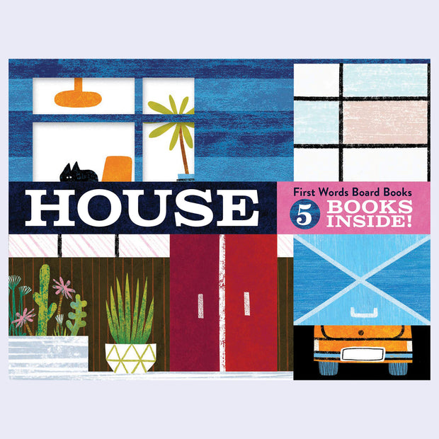 House: First Words Board Books - Michael Slack