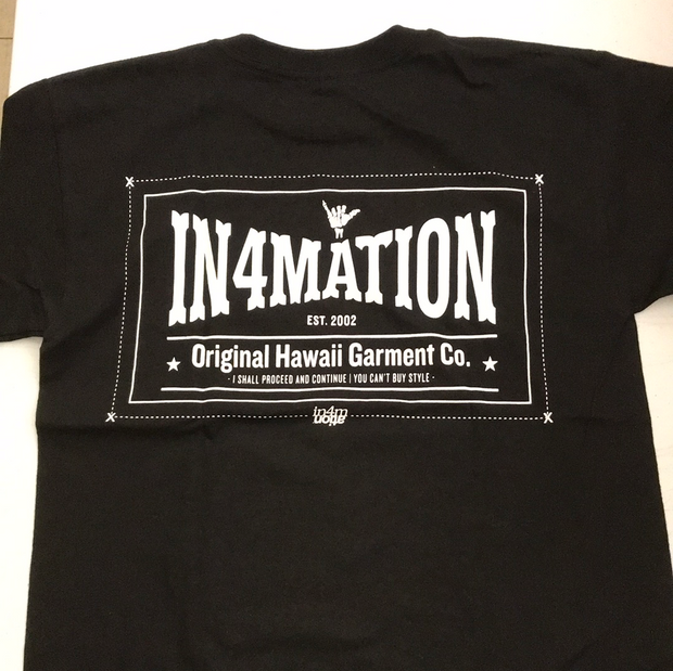 In4mation - Established 2002 T-shirt