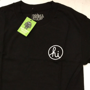 In4mation - Hi Pocket (green graphic on back)T-shirt
