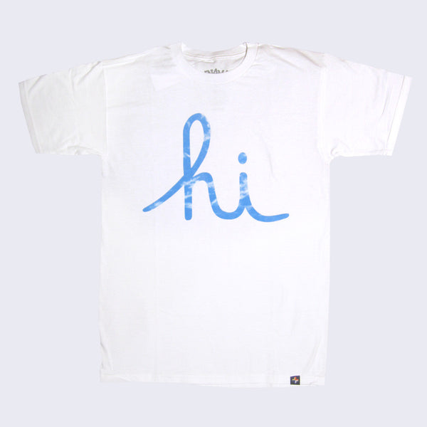 In4mation - Hi T-shirt (Sky & Clouds)