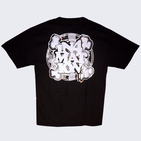 In4mation - Houndstooth Camo T-shirt