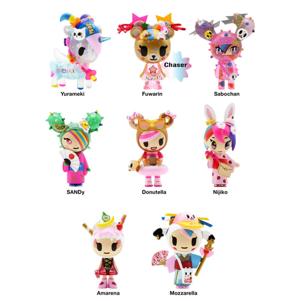 Tokidoki - Kawaii All-Stars Blind Box