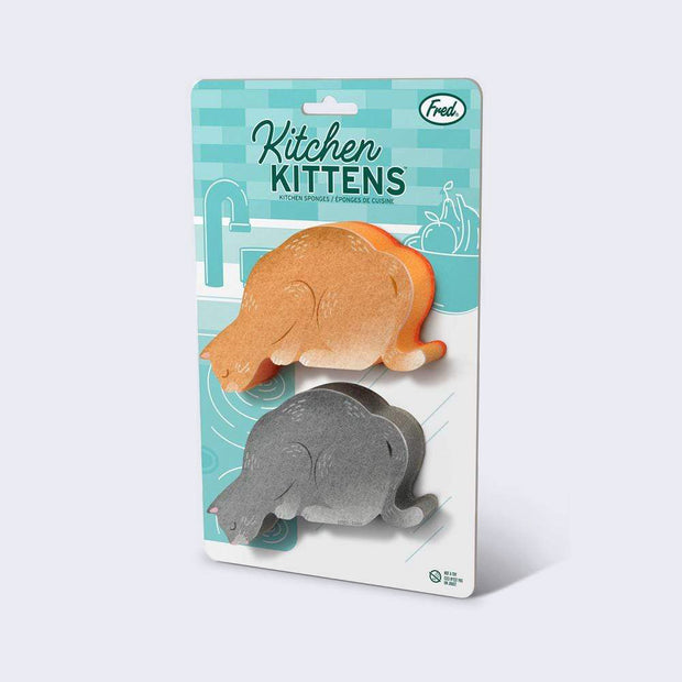 Kitchen Kittens Sponge Set