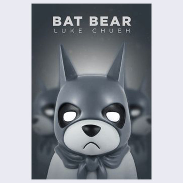 Luke Chueh - Bat Bear and Bat Bear Dark Knight Bust Figure
