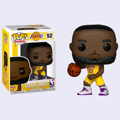 Funko - Lebron James Vinyl Pop! Figure