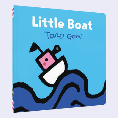 Taro Gomi - Little Boat Board Book