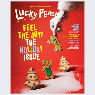 Lucky Peach Magazine Issue 13