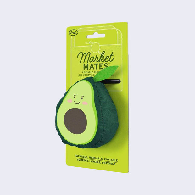 Market Mates - Reusable Shopping Bag (Avocado)