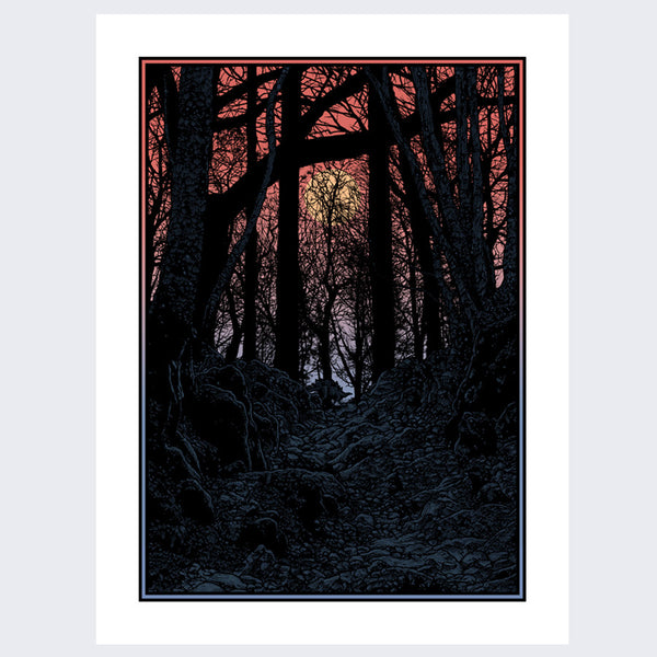 Dan McCarthy - I Held My Breath (Day) Print