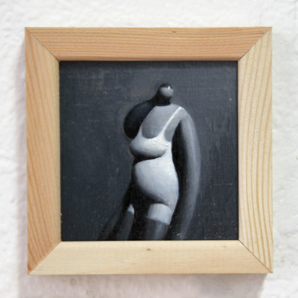 Mike Lee - Standing Woman - #5
