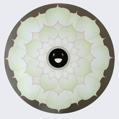 Takashi Murakami - Lotus Flower White